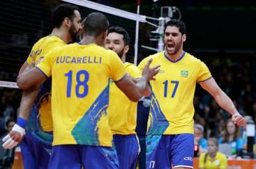 553Rio Olympics Volleyball Men