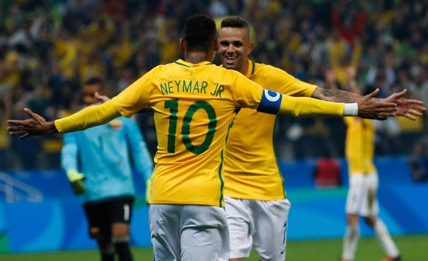 Brazil-v-Colombia-Quarter-Final-Mens-Football-Olympics-Day-8