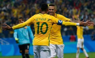 Brazil-v-Colombia-Quarter-Final-Mens-Football-Olympics-Day-8