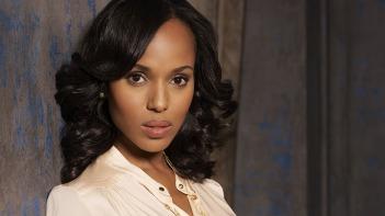 Scandal (ABC) Season 1, 2012  Shown: Kerry Washington