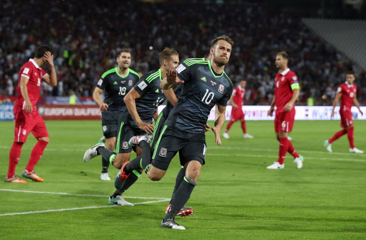 Serbia v Wales - 2018 FIFA World Cup Qualifying - Group D - Rajko Mitic Stadium