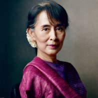 Aung San Suu Kyi, the Pretender
