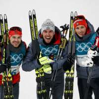 2018 Winter Olympics Day 8 to 14: It's Gold, Silver, and Bronze for Germany in Large Hill Nordic Combined Event Podium Sweep