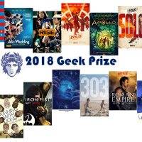 2018 Geek Prize List of Nominees