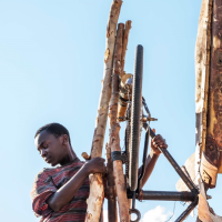 "Geek Film Review Vol. 2 No. 7:  ""The Boy Who Harnessed the Wind"""