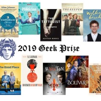 2019 Geek Prize List of Winners